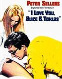 I Love You ALice B Toklas DVD