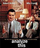 Analyze This DVD