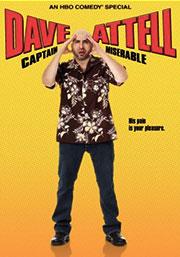 Dave Attell: Captain Miserable DVD