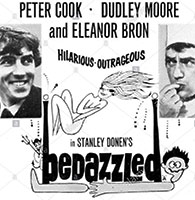 Bedazzled 1967 poster