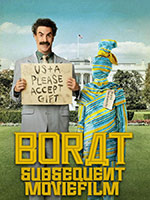 Borat Subsequent Moviefilm poster