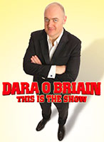 Dara O'Briain: This Is the Show poster