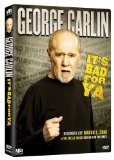 George Carlin: It's Bad for Ya! DVD