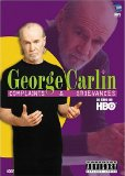 George Carlin: Complaints and Grievances poster