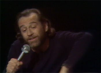 George Carlin at USC