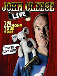 John Cleese: The Alimony Tour DVD