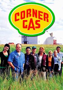 Corner Gas DVD