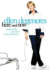 Ellen DeGeneres: Here and Now DVD