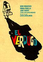 El Verdugo poster