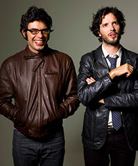 Flight of the Conchords DVD