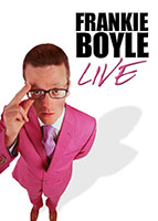 Frankie Boyle: Live poster