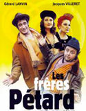 Les Freres Petard DVD