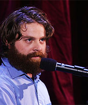 Zach Galifianakis: Comedy Central Presents DVD