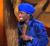 Eddie Griffin: Voodoo Child DVD