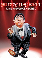 Buddy Hackett Live and Uncensored poster