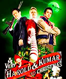 A Very Harold & Kumar 3D Christmas DVD