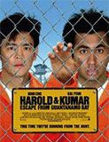 Harold & Kumar escape from Guantanamo Bay DVD