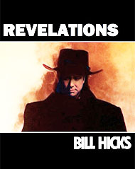 Bill Hicks: Revelations DVD