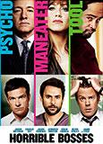 Horrible Bosses DVD