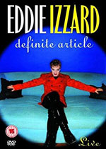 Eddie Izzard: Definite Article DVD