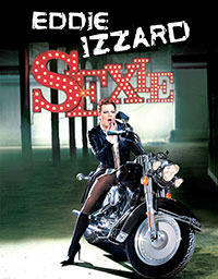 Eddie Izzard: Sexie DVD
