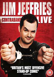 Jim Jefferies: Contraband DVD