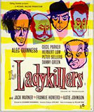 The Ladykillers DVD