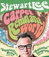 Stewart Lee: Carpet Remnant World poster