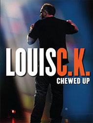 Louis C.K.: Chewed Up DVD
