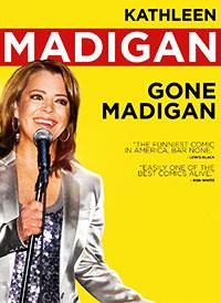 Kathleen Madigan: Gone Madigan DVD