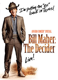 Bill Maher: The Decider DVD