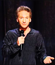 Bill Maher: Be More Cynical DVD