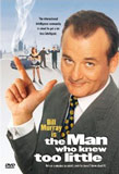 The Man Who Knew Too Little DVD