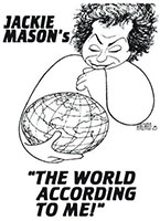 Jackie Mason: The World According to Me poster
