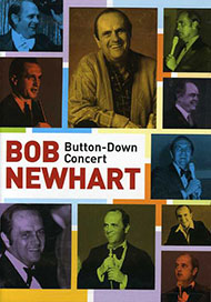Bob Newhart: Button Down Concert DVD