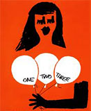 One, Two, Three DVD