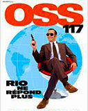 OSS 117 Lost in Rio DVD