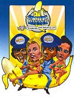 Pacific Banana poster