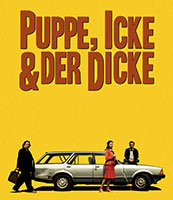 Puppe, Icke & der Dicke poster