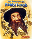 The Adventures of Rabbi Jacob DVD