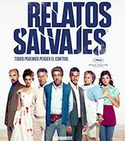 Relatos Salvajes poster Wild Tales