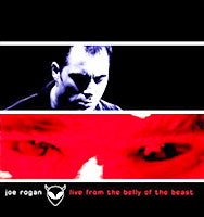 Joe Rogan: Live from the Belly of the Beast poster