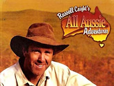 Russell Coight's All Aussie Adventures DVD
