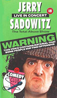 Jerry Sadowitz: Total Abuse Show poster