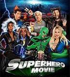 Superhero Movie DVD