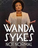 Wanda Sykes: Not Normal poster
