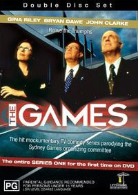 The Games DVD