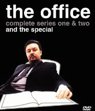 The Office UK DVD