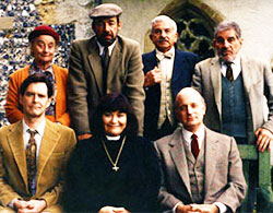 The Vicar of Dibley DVD