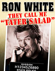 Ron White: They Call Me Tater Salad DVD